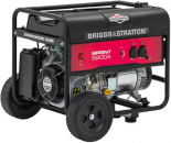 Бензиновый генератор Briggs&Stratton Sprint 6200A в Перми